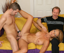 Brenda James - Hubby Watches Wife