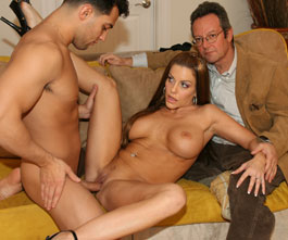 Victoria Valentino - Hubby Watches Wife